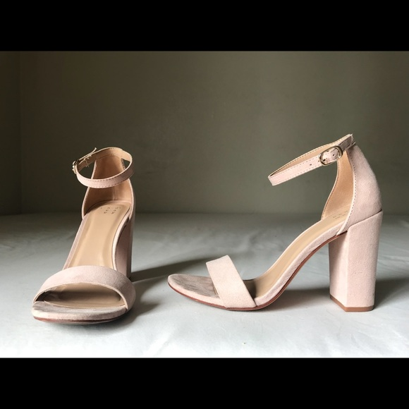 Women's Ema High Block Heeled Pumps A New Day™ : Target